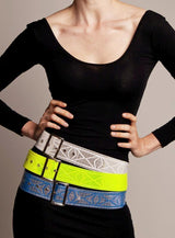 CINCH BELT Citron