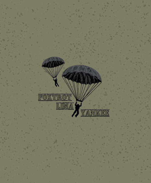 Fly Guys- Paratroopers Panels (Adult and Child)