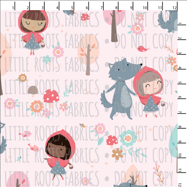 Little Red Riding Hood + Coordinates