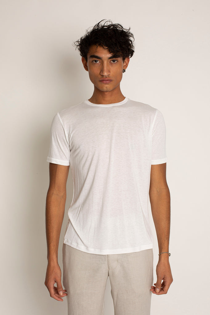 Bamboo T-Shirt: White