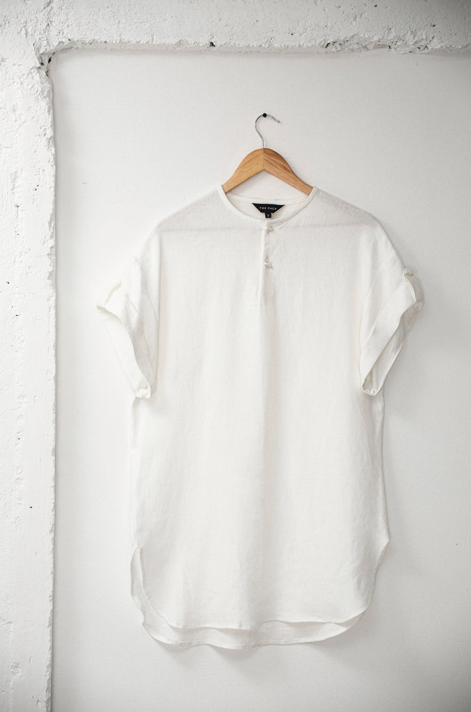 Loco: Short Sleeve Long Shirt