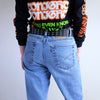 Vintage 90s Levi's 512 High Waist Tapered Jeans - W31