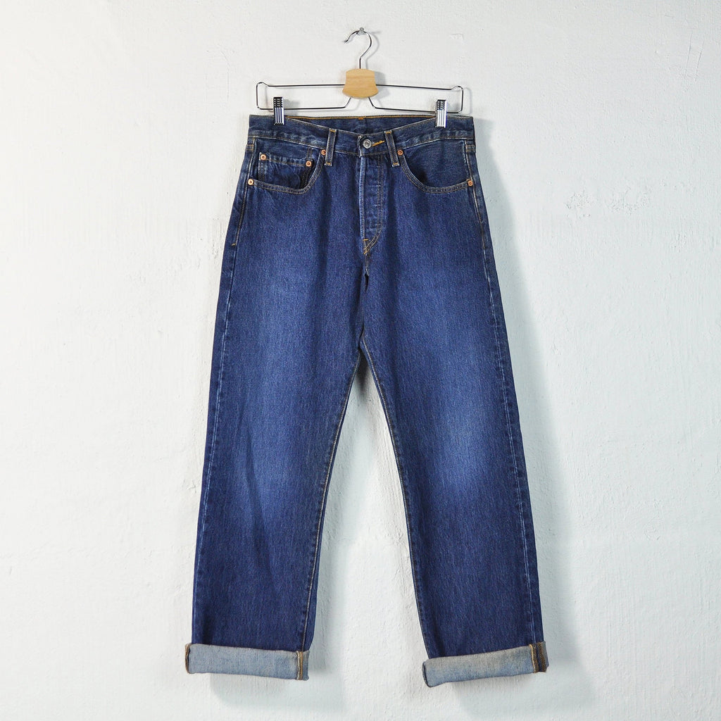 Vintage Levis 501 Button Fly Jeans - W31