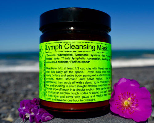 Lymph Cleansing Body Mask