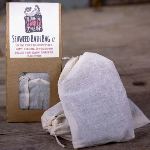 Invigorating Seaweed Bath Bag