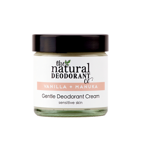 Vanilla & Manuka - Gentle Deodorant Cream 60ml