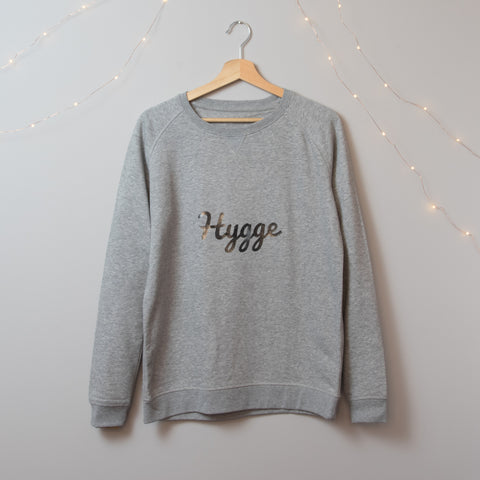 Hello Wellness Cosy 'Hygge' Jumper