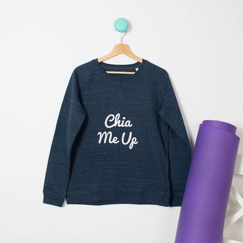 Hello Wellness Cosy 'Chia Me Up' Jumper
