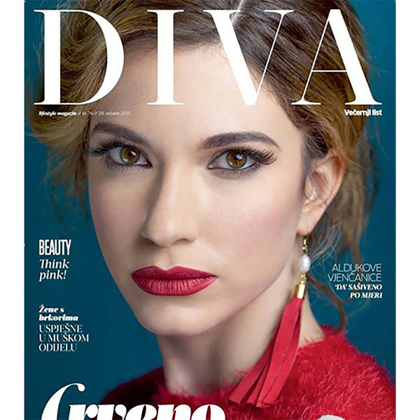 Diva magazine and Little Wonder