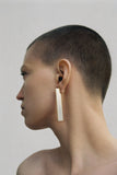 Soliter earrings gold
