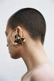 Degenia earrings gold single