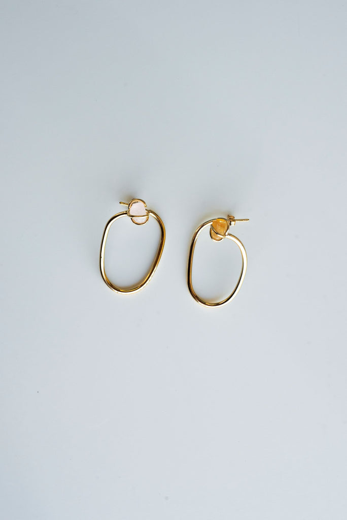 Twisted Romana earrings