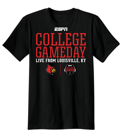 2017 College Gameday Short Sleeve BLACKOUT Tee