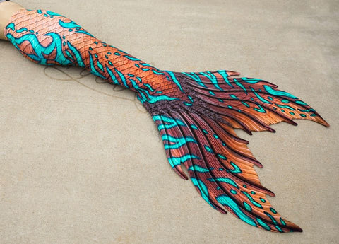 Sarabi Fabric Tail