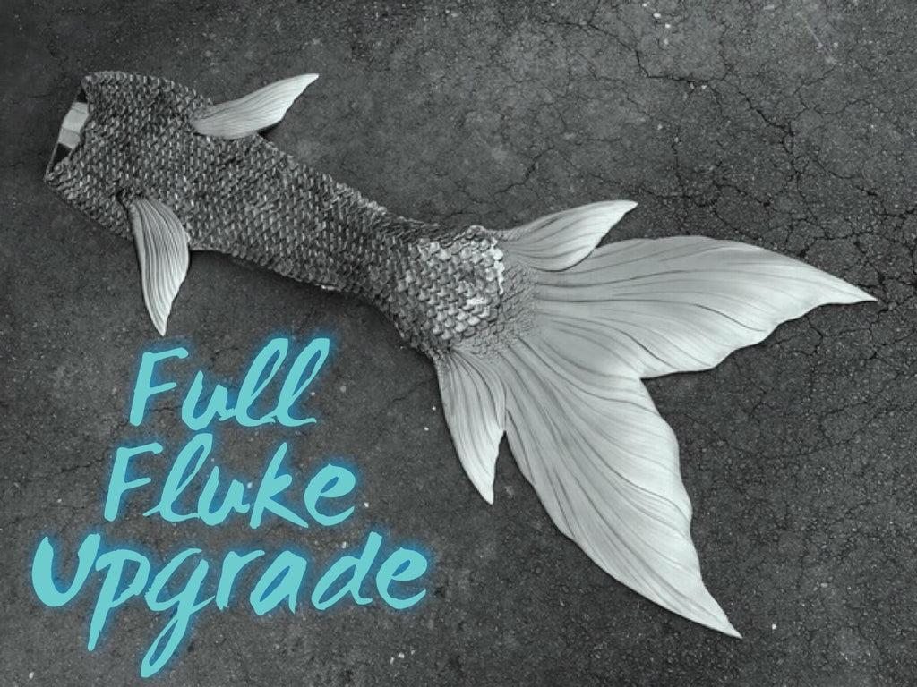 Full Finfolk Fluke Upgrade for Mythic Tail