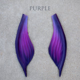 Small Purple One of a Kind Fins