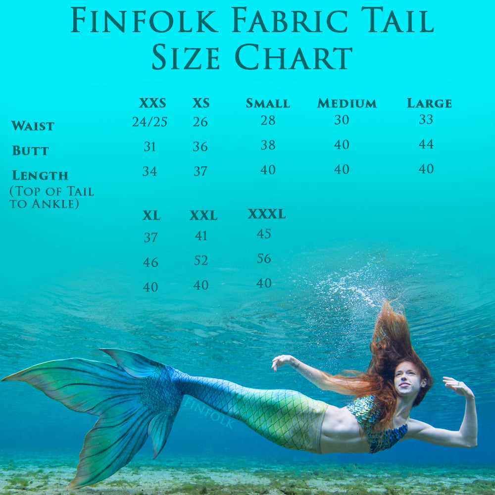 Slight Imperfection Fabric Tail