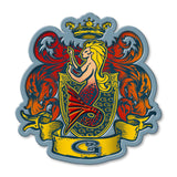 House Crest Sticker