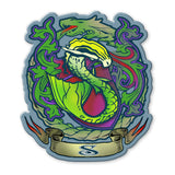 House Crest Enamel Pin