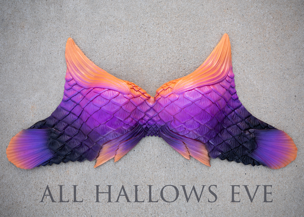 All Hallows Eve Stargazer Silicone Scale Top