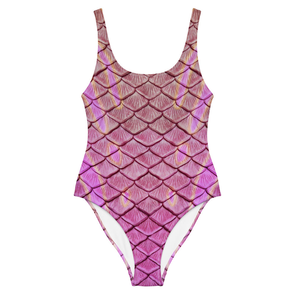 Syrena's Song One-Piece Swimsuit