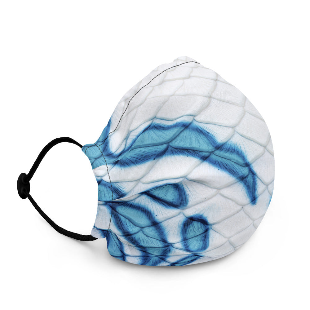 Glaucus Atlanticus face mask
