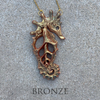 Slightly Imperect Salacia Seahorse Pendant