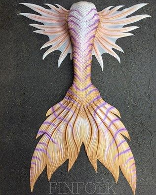 Andromeda Silicone Mermaid Tail