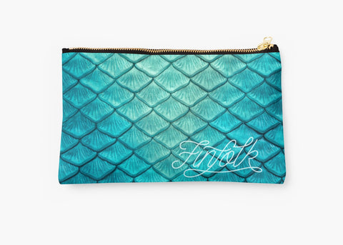 Atlantean Gates Clutch Bag