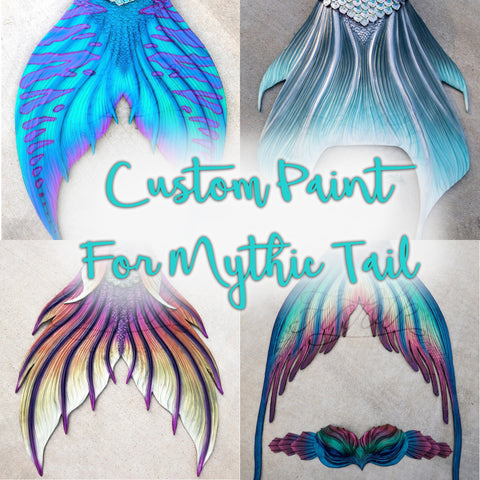 Full Decorative Fin Set for Mythic Tail