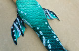 The Dark Sea Fabric Tail