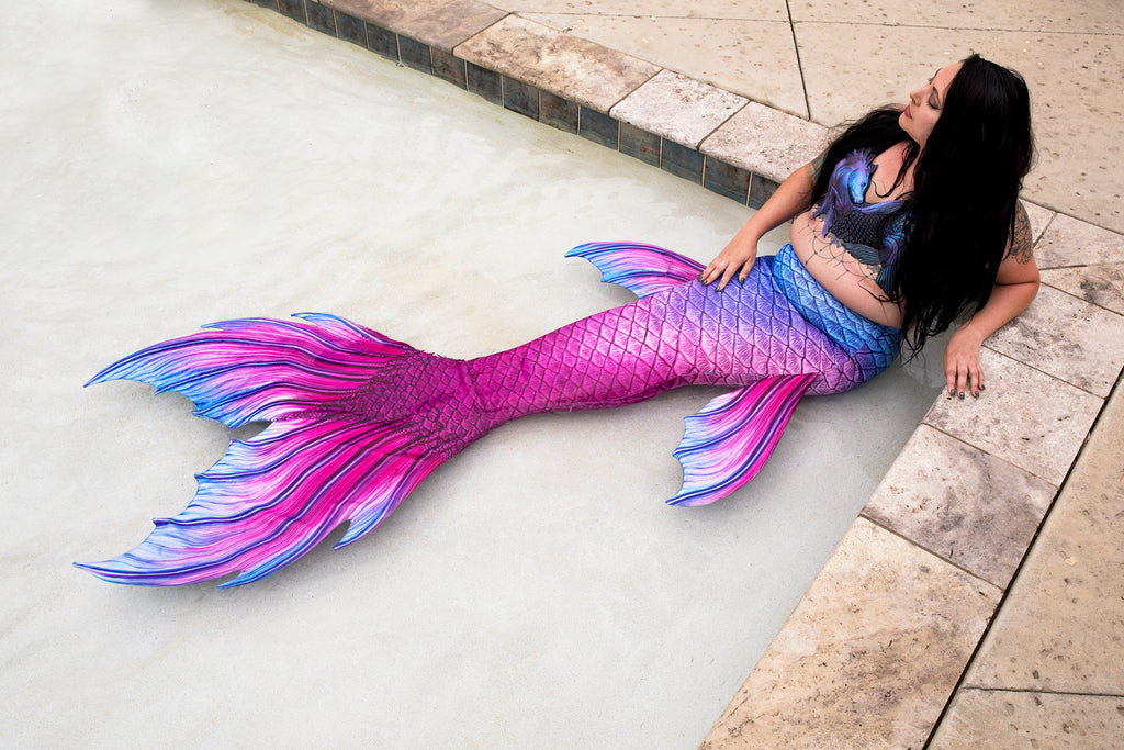 Pixiedust Fabric Tail