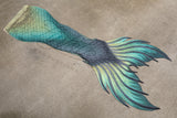 Shipwreck Siren Silicone Mermaid Tail