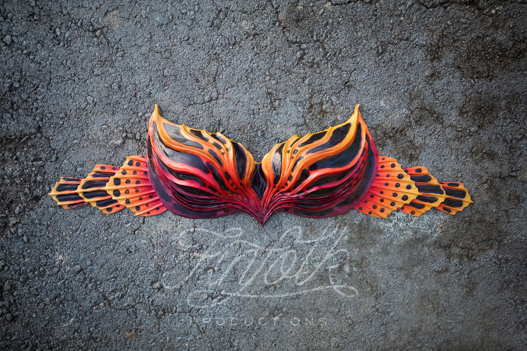 Lava Goddess Signature Finfolk Silicone Top