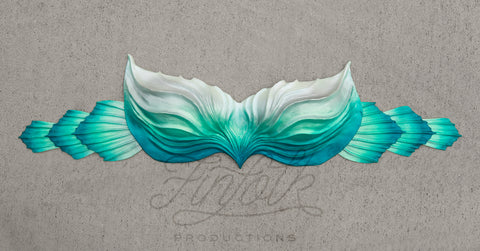 Limited Edition: Malibu Mermaid Kelpie Silicone Top