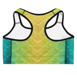 Jellyfish Jungle Sports bra
