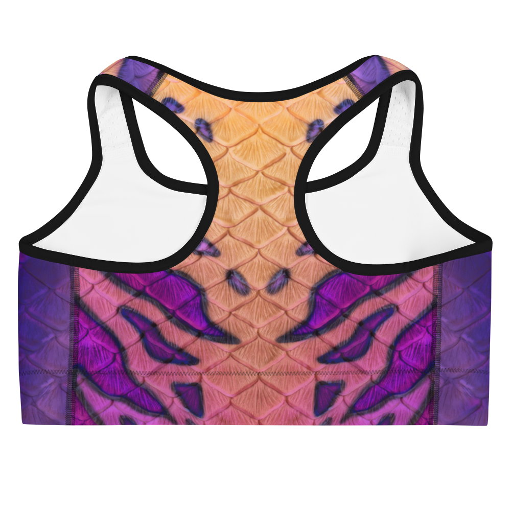 All Hallow's Eve Sports bra
