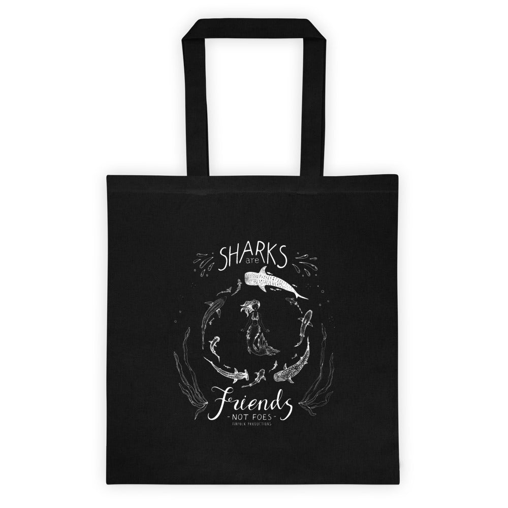 Shark Friends Tote