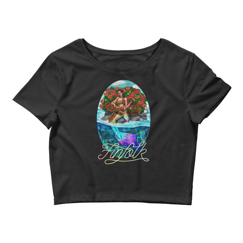 Guardian Mermaid Racerback Tank