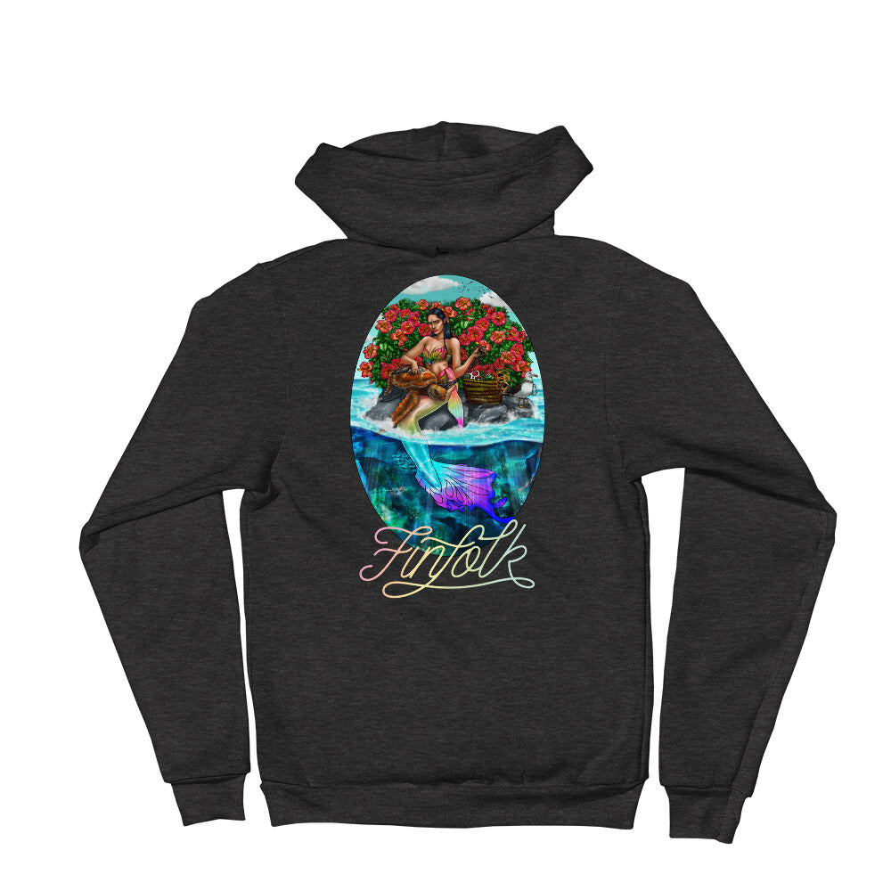 Guardian Mermaid Hoodie