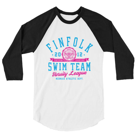 Finfolk Swim Team Racerback Tank