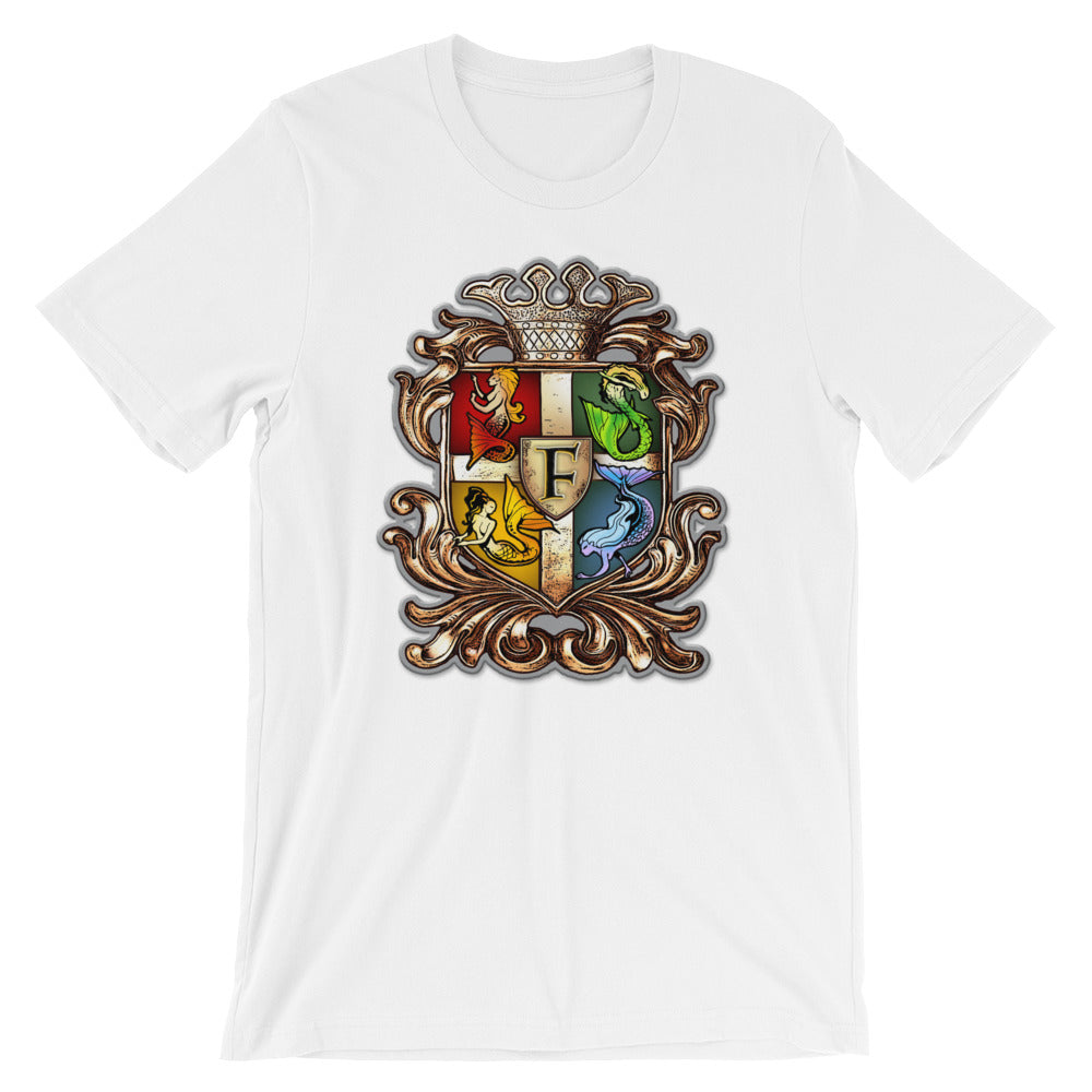 Finfolk Crest T-Shirt