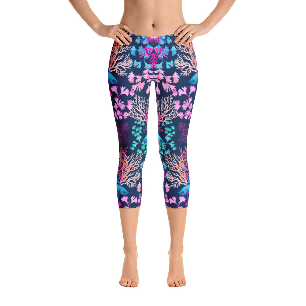 You Betta Believe It Capri Leggings
