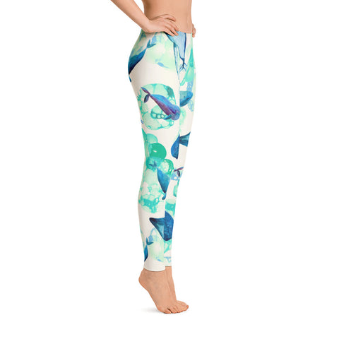 PB&Jelly Capri Leggings