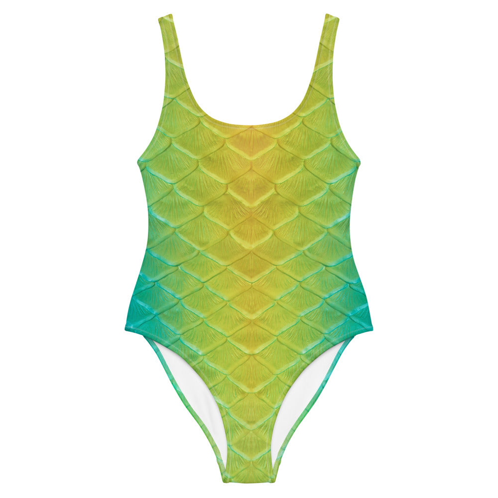 Jellyfish Jungle One-Piece Swimsuit