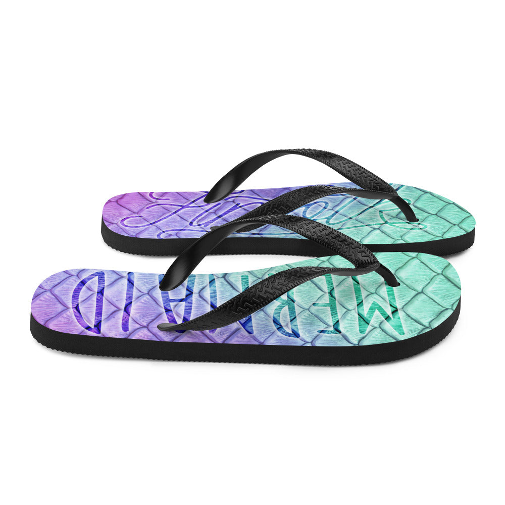 Finfolk Mermaid Fin-Flops: Andromeda