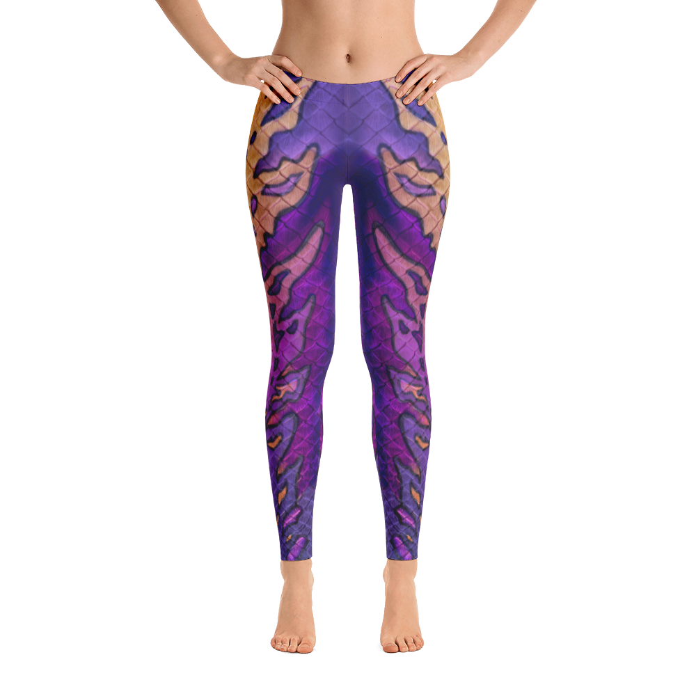 All Hallow's Eve Leggings