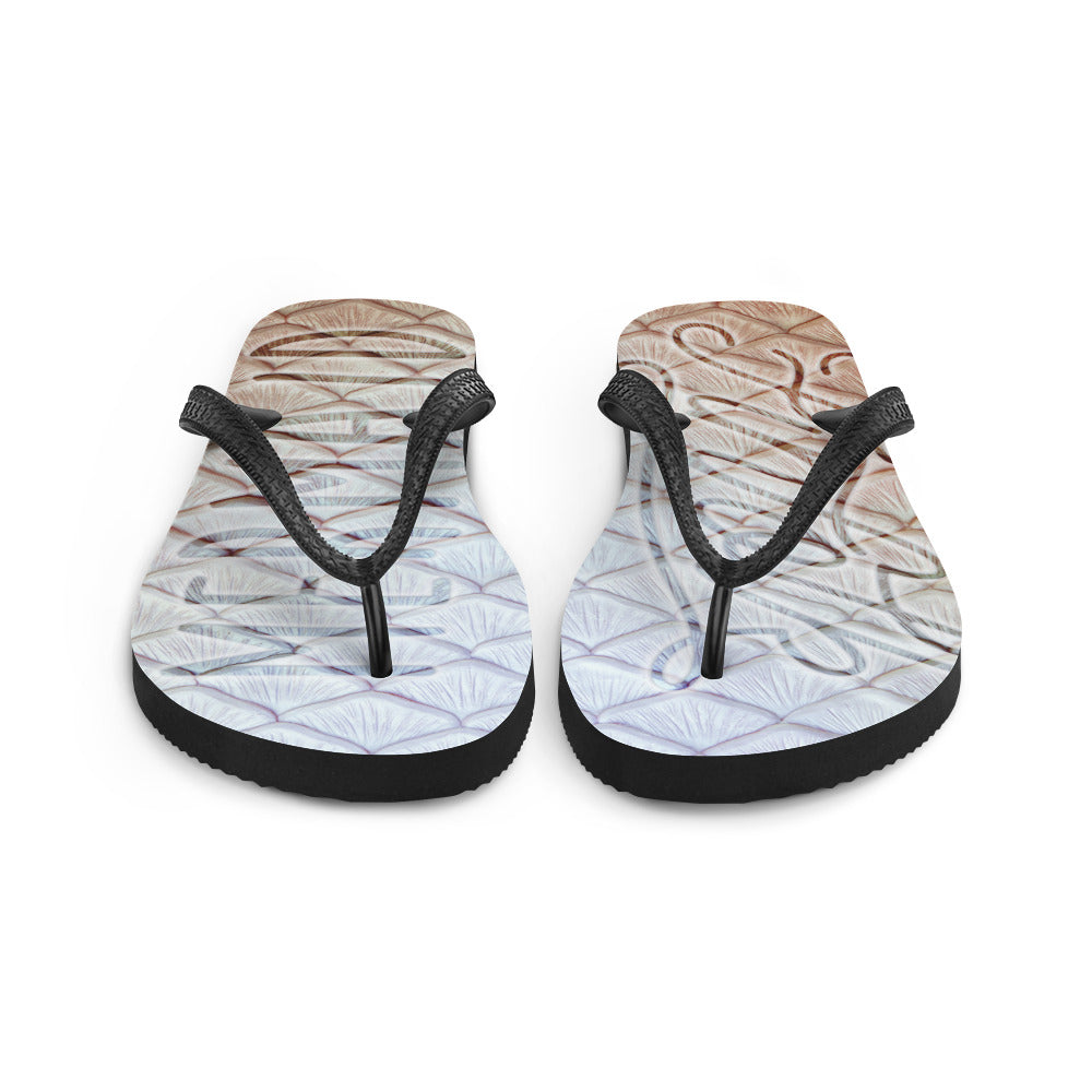 Finfolk Mermaid Fin-Flops: Olympia