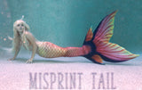 MISPRINT The Madison Fabric Tail