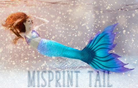Blue Mythic Tail